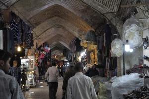 Markt in Zanjan