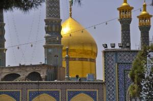 Qom Heiligtum der Fatemeh Masumeh