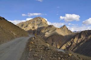 Grandiose Berge überall