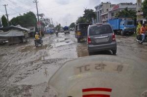 Die anderen indischen Straßen