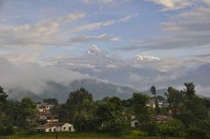 Pochara in Nepal