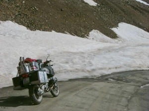 Auf dem Weg zum Ak-Shyyrak Pass.
