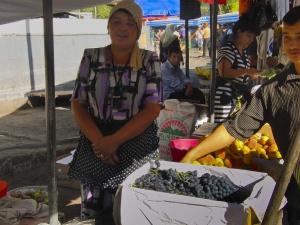 Markt in Tashkent.